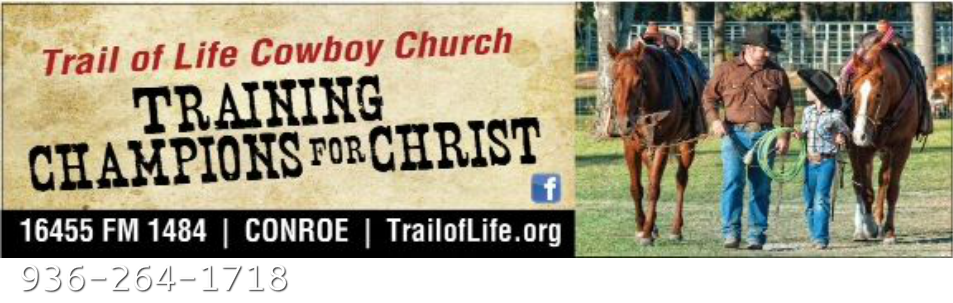 TRAIL OF LIFE COWBOY CHURCH